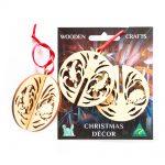 christmas-decor-3d-decor-platypus-echidna-on-card