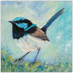 coaster-art-blue-wren
