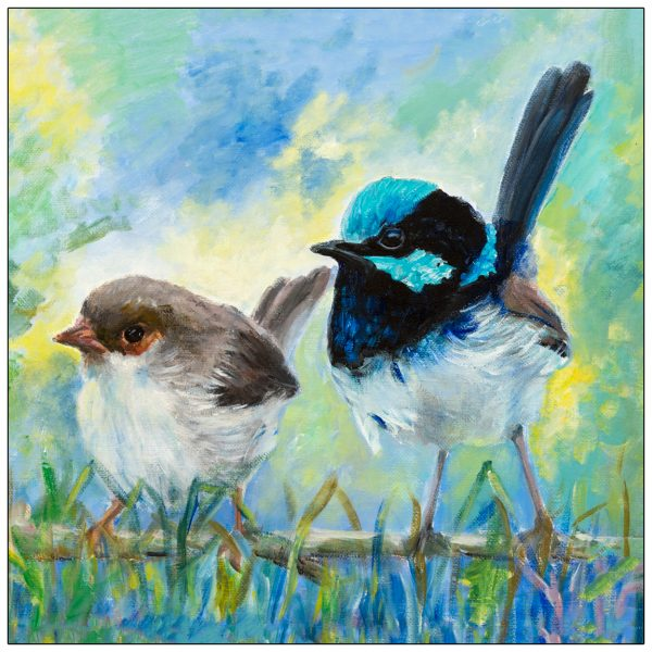 coaster-art-blue-wren-pair