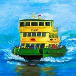 coaster-art-sydney-ferry