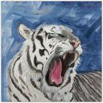coaster-art-white-tiger-portrait