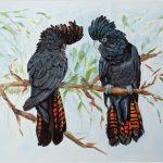 placemat-black-cockatoo-pair