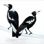 placemat-magpie-pair