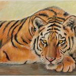 placemat-tiger