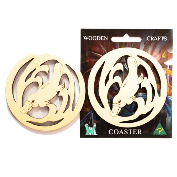 wooden-coaster-platypus-on-card
