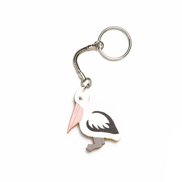 keyring-pelican