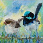 print-blue-wren-pair