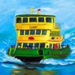 print-sydney-ferry