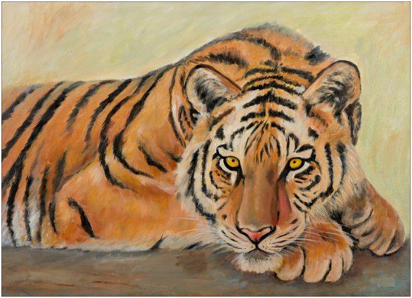 print-tiger