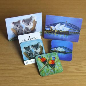Coaster Art & Gift Cards