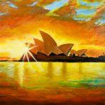 coaster-art-opera-house-at-sunset